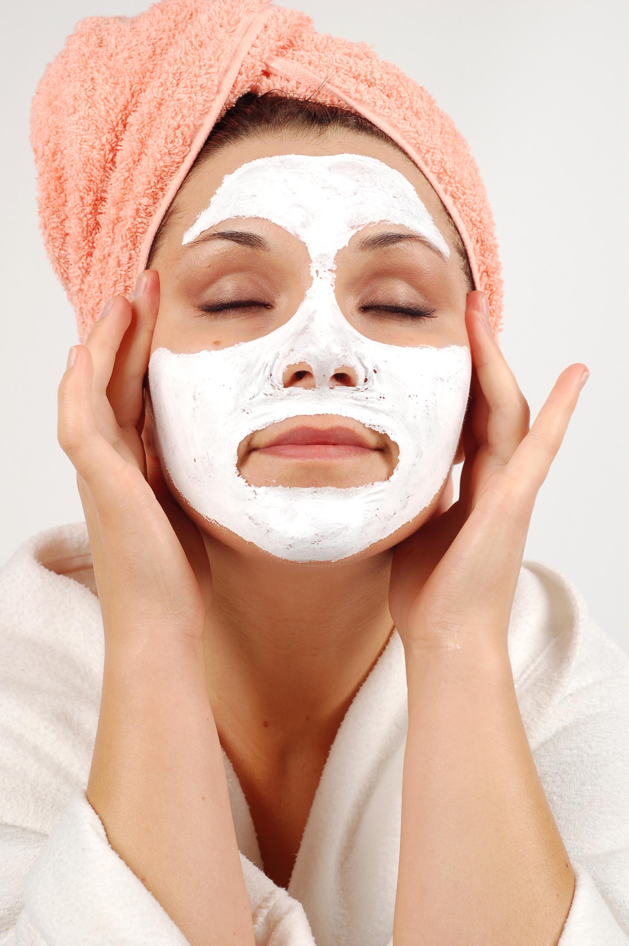 Домашние маски для сухой кожи лица - Cosmopolitan 70